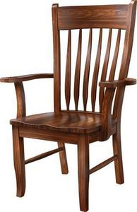 Amish Buckeye Dining Chair