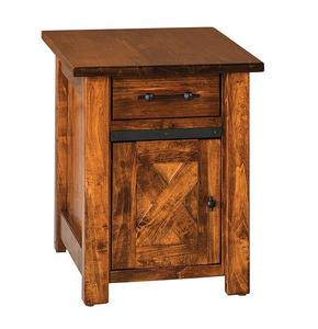 Amish Teton End Table