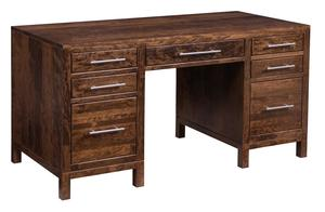 Amish Vienna Executive Desk