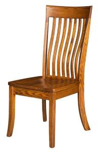 Amish Baytown Side Dining Room Chair - Quick Ship