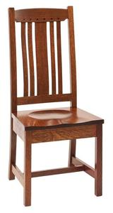 Amish Grant Mission Dining Chair - Quick Ship