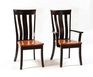 Amish Yorktown Dining Chair - Quick Ship