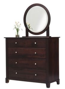 Amish Greenwich Dressing Chest of Drawers