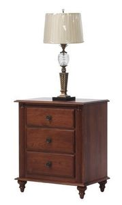"Amish 28"" Fur Elise Night Stand"