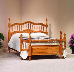 Amish Wrap Around Bedford Wrap Bed