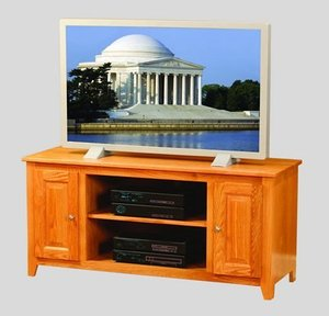 Amish Economy TV Stand - Quick Ship