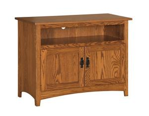 """Amish 46"""" Mission TV Stand"""