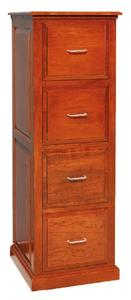 Amish Traditional Heirloom File Cabinet