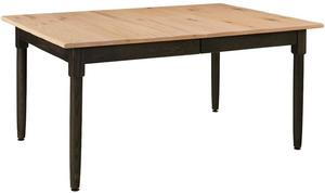 Shaker Autumn Extension Dining Table by Keystone Collection