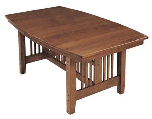 Lincoln Mission Dining Table by Keystone Collection