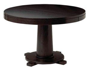 Montclair Solid Top Single Pedestal Table by Keystone