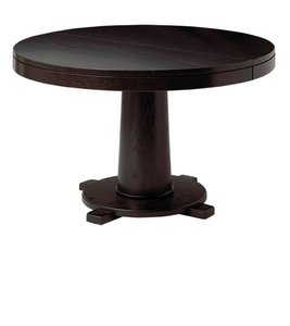 Montclair Pedestal Extension Dining Table by Keystone Collection