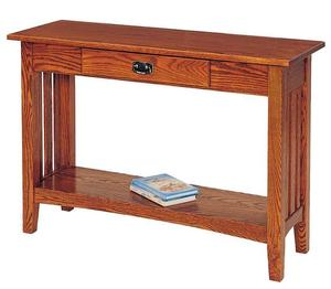 Mission Hall Table by Keystone Collection