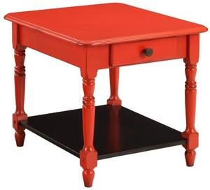 Springfield End Table by Keystone