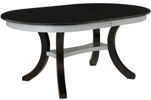 Harrison Oval Dining Table by Keystone