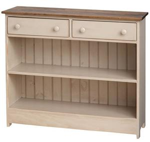 Amish Pine Hall Bookcase