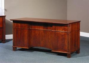 Amish Arlington Executive Desk
