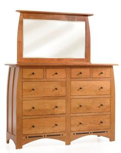 Amish Furniture Vineyard High Dresser