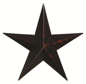 "10"" Painted Amish Barn Star - Choose Your Color"