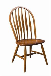 Amish Clover Windsor Dining Chair