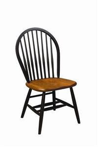 Amish Bow-Back Chassell Windsor Chair