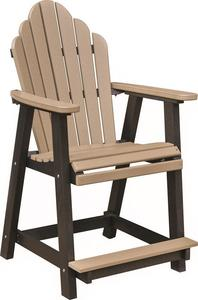 Berlin Gardens Cozi-Back Counter Chair