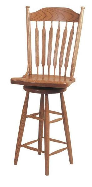Amish Manitoba Bar Stool