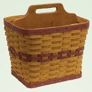 Eco Friendly Carry All Magazine Basket