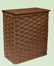 Amish Environmentally Friendly Laundry Hamper Basket