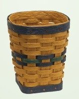 Eco Friendly Poly Kitchen Utensil Holder Basket
