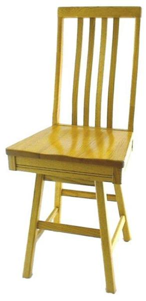 Amish Ohio Shaker Barstool