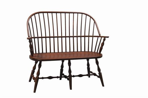 Amish Wilton Bench