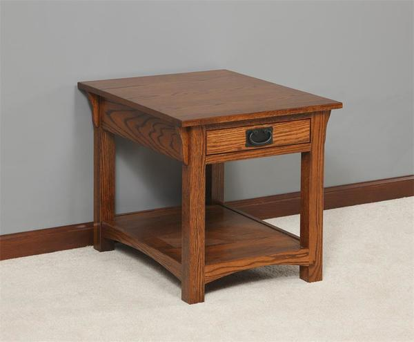 Amish Mission Classic Side Table