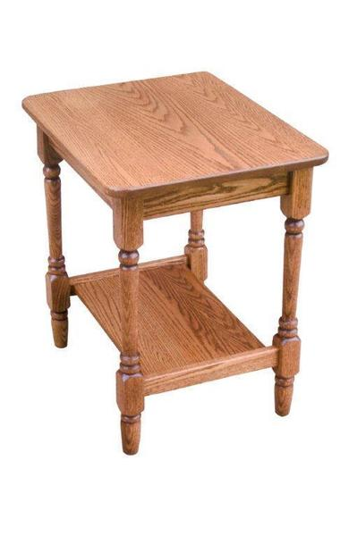 Amish Country Style End Table