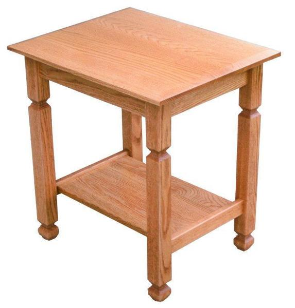 Amish Estate End Table