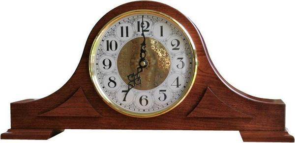 Tambour Mantel Clock - Quartz