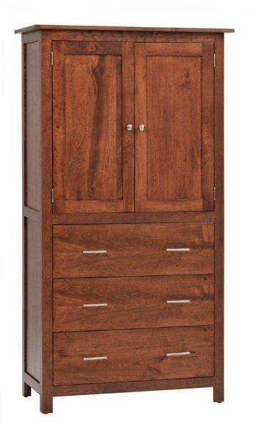 Amish Ashton Armoire