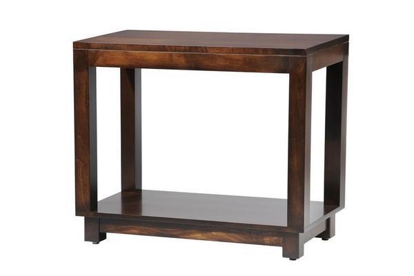 Amish Urban Sofa Table