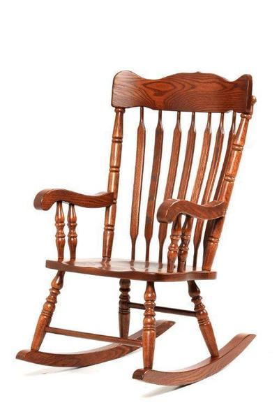 Amish Grandfathers' Rocking Chair