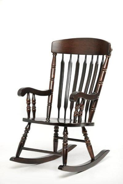 Amish Grandmother Rocker