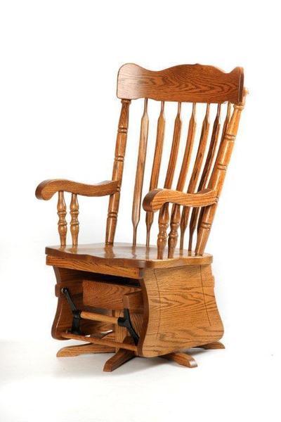 Phenomenal Amish Swivel Glider Rocker Unemploymentrelief Wooden Chair Designs For Living Room Unemploymentrelieforg