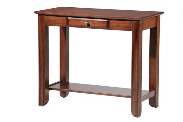 Amish Arlington Sofa Table