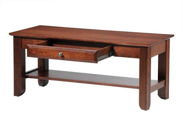 Amish Arlington Rectangular Coffee Table