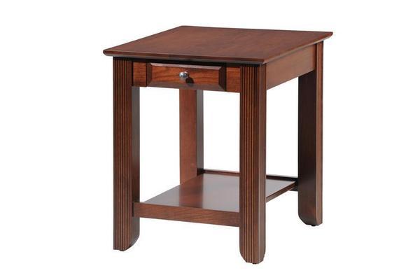 Amish Arlington End Table