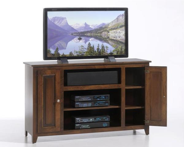"Amish 52"" Economy TV Stand - Quick Ship"