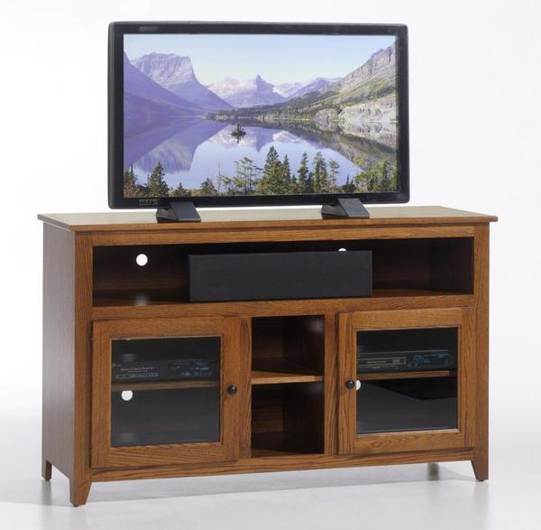 Amish Economy Shaker TV Stand - Quick Ship