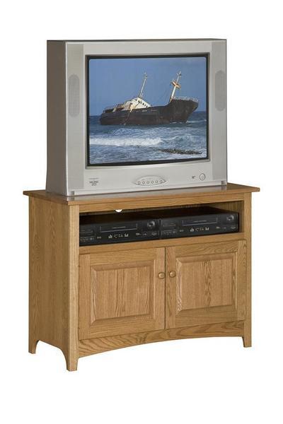 """Amish 46"""" New York Shaker TV Stand"""