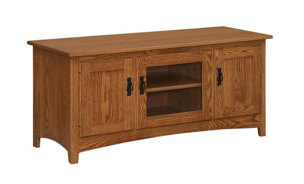 "Amish Country Mission 56"" TV Stand"