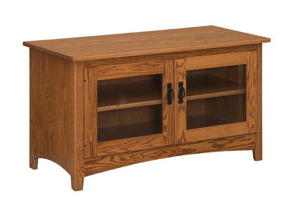 """Amish Country Mission 46"""" TV Stand"""
