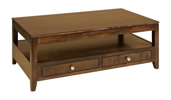 Amish Zurich Coffee Table